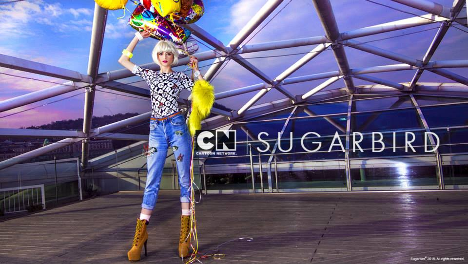 Sugarbird Power Puff Girls Collection S/S 2015
